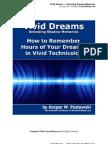 Vivid Dreams – Unlocking Shadow Memories