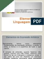 Elementos Linguagem Visual