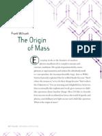 342 Origin of Mass