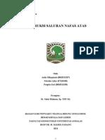 Case Report Obstruksi Saluran Napas Atas