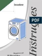 Manual da Máquina Lavar da Ana