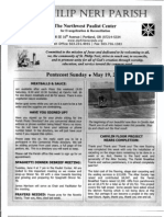 Bulletin for May 25-26-2013