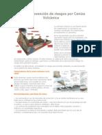 Tips de Prevención de riesgos por Ceniza Volcánica