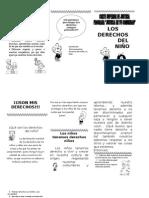 tríptico derechos del niño.doc