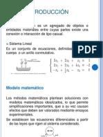 Elaboracion de Modelo Por Medio de Ecuacion Diferencial de Sistemas Electricos e Hidraulicos