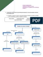 1.3 - Ficha de Trabalho - Perturbações no equilibrio dos ecossistemas 3ocx