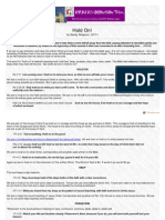 OSAS - Deception in the Church - Simpson - Hold on! (2011)