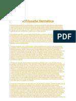 A.filosofia.hermetica