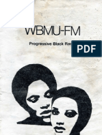 WBMU Brochure