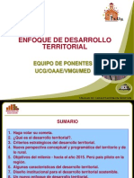 01 - Enfoque Territorial Local.