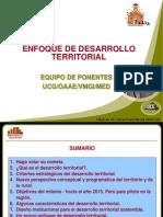 01 - Enfoque Territorial Local.