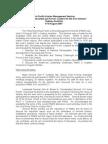Warfare and defence Seminar Summary