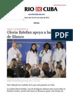 Boletín de Diario de Cuba | Del 16 al 21 de mayo de 2013