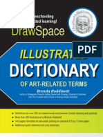 Drawspace.com- Illustrated Dictionary of Art-Related Terms