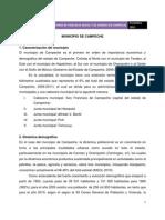 Análisis de MPIO CAMPECHE