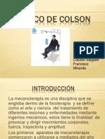 Banco de Colson