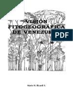 visión fitogeográfica de venezuela