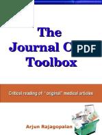 Journal club toolbox
