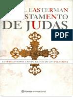 El Testamento de Judas - Daniel Easterman