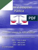 Receita e Despesa Pública.ppt