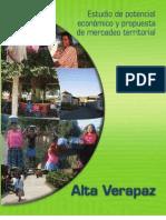 ALTA VERAPAZ Estudio de potencial económico