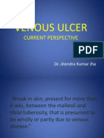 Venous Ulcer