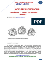 23 02 Los Bogd Khanes de Mongolia Albaicin Joaquin Www.gftaognosticaespiritual.org