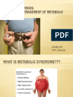 Surgical Management Metabolic Syndrome