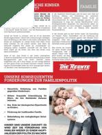 Haben deutsche Kinder Eine Zukunft