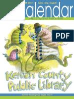KCPL Summer Calendar
