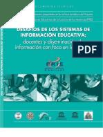 Desafios de Los Sistemas de Informacion Educativa