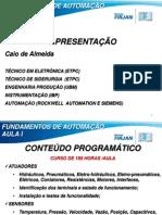 00 - Fundamentos de Automação - Aula I - Introdução