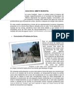 PROBLEMA DEL AGUA-DESARROLLO URBANO EN NAUCALPAN DE JUÁREZ