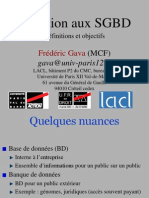 Cours Intro Sgbd