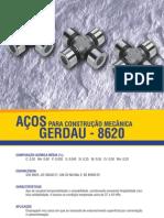 Gerdau - 8620