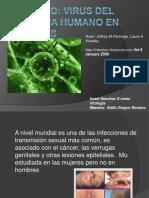 Presentacion VPH en Hombres- Israel Sanchez Gomez