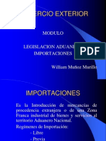Curso Comercio Exterior Modulo - Importaciones - e.