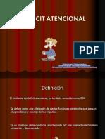 19.-DÉFICIT ATENCIONAL