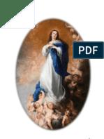 Novena a la Inmaculada Concepción de María