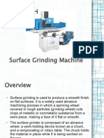 F Grind AH - Surface Grinder Machine