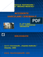 Accidente Vasculare Cerebrale