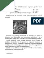 Referat Despre Poluaree