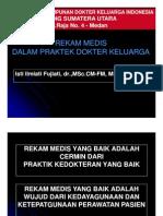 Fmd175 Slide Rekam Medis Dalam Praktek Dokter Keluarga