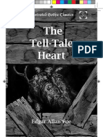 Illustrated Gothic Classics the Tell Tale Heart High Quality