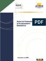 PE_Aspectos_Fundamentais de Planejamento Energético
