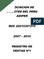 Documentos Adiper Cargo 2011