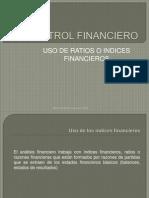 Ratios Financieros 1