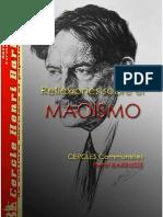 Cercles Communistes Henri Barbusse. Reflexiones sobre el maoísmo