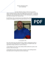 The Dave Tate Project, Part 2
