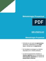 Metodología Proyectual Munari